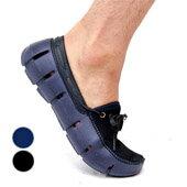男鞋雨鞋採取一些海軍黑色便鞋橡膠鞋經典女士重量輕暗藍色黑色別致漂亮休閒水啟用的雨鞋雨鞋雨便鞋