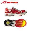 期間限定最大50%OFF!nt00109 【NEWTON/ニュートン】ランニングシューズ Men's Neutral Performance Trainer GRAVITAS/RED