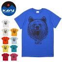 KAVU カブー グリズリーTシャツ 19821232