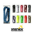 "Write a review; and 300 one set (two .75cm) of free shipping !xte-001 [Xtenex/ エクステネクス] The Ultimate Shoelace Sports single collar ""shoelace of the magic"""