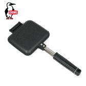 【スマホエントリー全品10倍】チャムス chums 調理器具 Hot Sandwitch Cooker ホットサンドウィッチクッカー ch62-1039【雑貨】