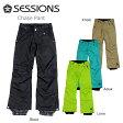2015 SESSIONS セッションズ スノーボードウェア パンツ Chase Pant Women's