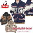 ch04-1014 【CHUMS/チャムス】パークシティーニットジャケット/Park City Knit Jacket/CH04-1014