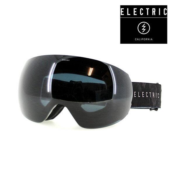 2016 ELECTRIC エレクトリック ゴーグルEG3 VOLCOM CO-LAB JET BLACK EG6215402