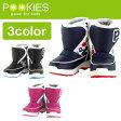 プーキーズ スノーブーツ レインブーツ POOKIES Snow Boots PK-M884 キッズ