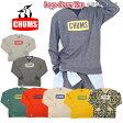 チャムス chums トレーナー Logo Crew Top ロゴクルートップ 正規品 メンズ CH00-1002