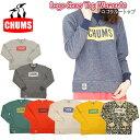 チャムス chums トレーナー Logo Crew Top Women's ロゴクルートップ 正規品 レディース CH10-1002