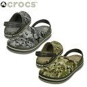 ショッピングcrocband クロックス CROCS crocband camo clog クロックバンド カモ クロッグ /メンズ クロックス/レディース クロックス/ 203191