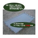 【スマホエントリーでP10倍!2/18 10時〜】カシワ バーベキュー用品 鉄板(大ワイド) 1200W×600H