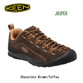 【超特価SALE!】キーン KEEN スニーカー Jasper Chocolate Brown/Toffee/ 1014824/メンズ