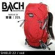 BACH BACKPACKS バッハバックパックス バックパック SHIELD 22/red/125399 2016SS