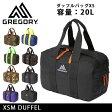 (新ロゴ) GREGORY/グレゴリー ダッフルバッグ ダッフルバッグXS XSM DUFFEL 日本正規品 メンズ レディース アウトドア