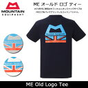 MOUNTAIN EQUIPMENT/マウンテン イクイップメント Tシャツ ME Old Logo Tee 423725 【服】