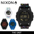 ニクソン 時計 NIXON 腕時計 THE UNIT NA1972300/1972303/1972313/197760 16年モデル