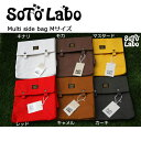 SotoLabo ソトラボ Multi side bag M...