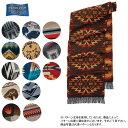ペンドルトン PENDLETON ジャガードマフラー GR627 /19801233 【雑貨】 マフラー ウール 防寒 オシャレ ファッション