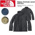 【スマホエントリー全品10倍】ノースフェイス THE NORTH FACE ジャケット マカルトリクライメートジャケット(メンズ) Makalu Triclimate Jacket NP61637 【NF-OUTER】