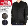 ノースフェイス THE NORTH FACE ジャケット ジーディービンテージゼファーキュースリージャケット(メンズ) GD Vintage Zepher Q Three Jacket NY81663 MA-1 エムエーワン アウトドア アウター 【NF-TOPS】