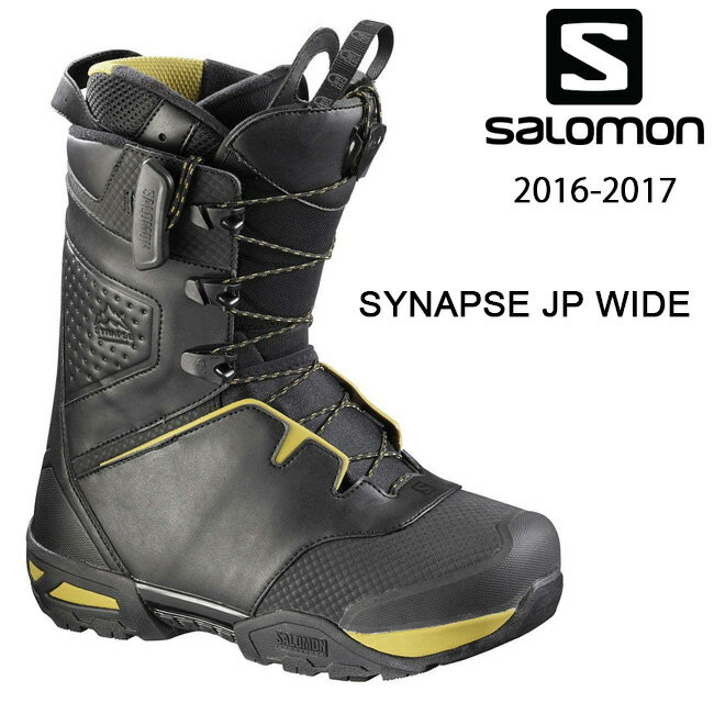 サロモン SYNAPSE WIDE JP