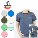 チャムス chums Tシャツ S/S Booby Logo...