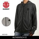 エレメント ELEMENT パーカー AUTHENTECH FZ メンズ AH021020 【服】 撥水 ジップアップ ジップパーカー