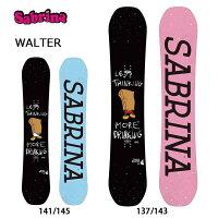 2018 サブリナ SABRINA スノーボード WALTER 【板】ロッカー