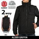 エレメント ELEMENT ジャケット ALDER GRIFFIN AH022771 【服】アウター 保温性 撥水性 通気性