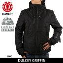 エレメント ELEMENT ジャケット DULCEY GRIFFIN AH022772 【服】アウター 保温性 撥水性 通気性