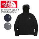 ノースフェイス THE NORTH FACE パーカー エイペックスソフトシェルパーカ APEX Softshell Parka 【NF-TOPS】日本正規品