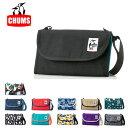 CHUMS チャムス ショルダーバッグ Eco Bellows Pocketbook Shoulder エコベロウズポケットブックショルダー CH60-2476