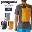 パタゴニア Patagonia バックパック Patagonia Linked Pack 16L リンクド・パック16L48050 日本正規品