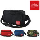 【日本正規品】 マンハッタンポーテージ ManhattanPortage エアロ ウエストバッグ Aero Waist Bag ショルダー mp1109|通勤|通学|ファッション|人気|おしゃれ|メンズ|レディース|