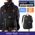 【日本正規品】 パタゴニア Patagonia バックパック Patagonia Arbor Pack 26L アーバーパック 26L 47956 Black ブラック