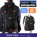 【日本正規品】 パタゴニア Patagonia バックパック Patagonia Arbor Pack 26L アーバーパック 26L 47956 Black ...