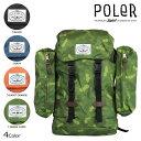 ポーラー POLER リュック バックパック 532020 メンズ レディース