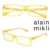 アランミクリ alain mikli メガネ 眼鏡 フランス製 メンズ レディース あす楽 【□】