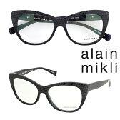 アランミクリ alain mikli メガネ 眼鏡 フランス製 メンズ レディース【□】