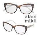 スタルクアイズ STARCK EYES アランミクリ メガネ 眼鏡 イタリア製 メンズ レディース 【返品不可】