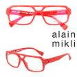 アランミクリ alain mikli メガネ 眼鏡 フランス製 メンズ レディース あす楽
