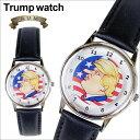 ドナルド トランプ グッズ 腕時計 リストウォッチ メンズ レディース TRUMP WATCH Trump Growing Nose Watch [S50]