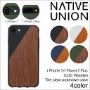 ネイティブ ユニオン スマホケース iPhone7 ケース NATIVE UNION iPhoneケース アイフォン 木製 メンズ レディース [3/7 新入荷...