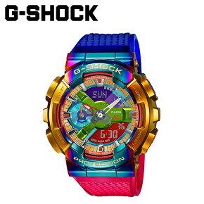 【最大2000円OFFクーポン】 カシオ CASIO 腕時計 GM-110RB-2AJF ジーショック Gショック G-ショック メンズ レディース マルチカラー [予約 9/25 新入荷予定]