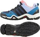 adidas アディダス シューズ トレッキングシューズ アウトドア レディース GORE-TEX W AF6064 ブルー 【新作】 [ あす楽対象外 ]