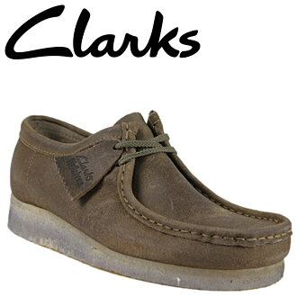 Clarks originals Clarks ORIGINALS Wallaby 86061 WALLABE suede crepe sole mens TAUPE suede