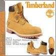 送料無料 ティンバーランド Timberland 6インチ プレミアム ウォータープルーフブーツ 6inch Premium Waterproof Boot ヌバック メンズ イエローブーツ 10061 ウィート [ 正規 あす楽 ]【SS】