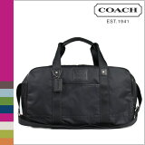 [SOLD OUT]教练 COACH F70504 男式2way 提包[黑]voyger 健身房 包[正规奥特莱斯 ][[SOLD OUT] コーチ COACH F70504 メンズ 2way ボストンバッグ[ブラック] ボイジャー ジム バッグ [ 正規 アウトレット ]]