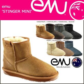 «Reservation products» «9 / 30 when I will be in stock» EMU EMU Stinger mini Sheepskin boots W10003 STINGER MINI Sheepskin Womens mens boots