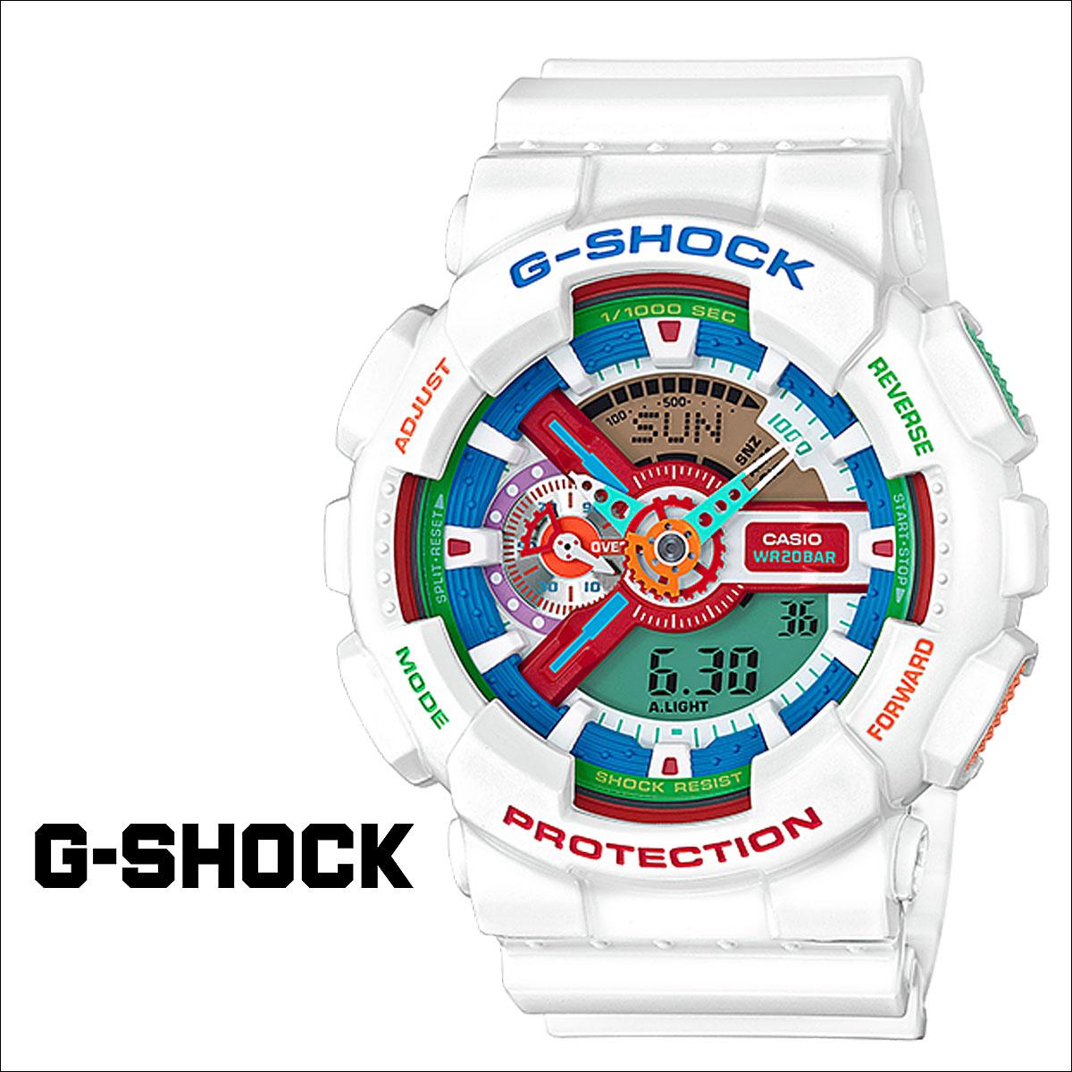 カシオ CASIO G-SHOCK 腕時計  GA-110MC-7AJF  ジーショック Gショック G-ショック メンズ  CASIO正規代理店  初回交換 送料無料  ジーショック 時計 メンズ g-shock mini レディース Gショック 腕時計 正規  通販