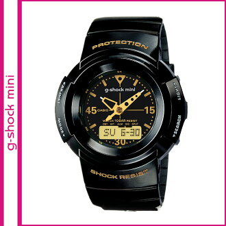 Point 10 x Casio GMN-50G-1BJR CASIO g-shock mini watch mens ladies watch