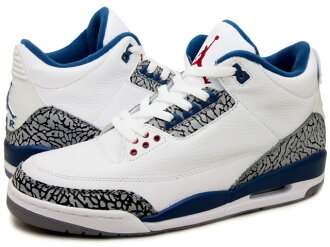 3 nike NIKE AIR JORDAN3RETRO WIZARDS color 2009 model nike Air Jordan AJ3 light blue